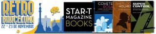 STAR-T MAGAZINE BOOKS en RetroBarcelona