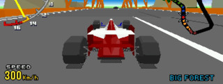 Virtua Racing (y III)