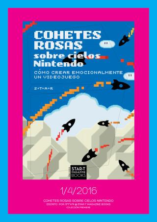 A la venta «Cohetes rosas sobre cielos Nintendo»