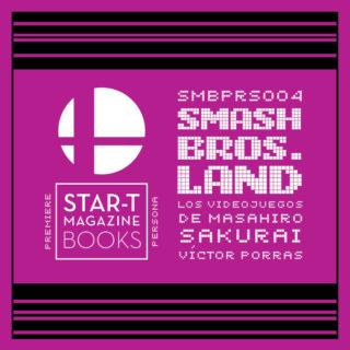 Nuevo libro en producción 'Smash Bros. Land'