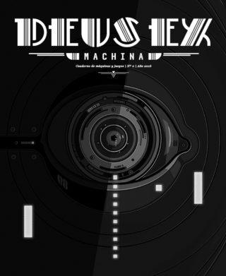 Cuaderno #0 de Deus Ex Machina