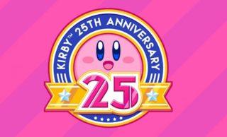 25 aniversario de Kirby