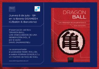 Presentación del libro «Dragon Ball (Vol.1)» en Gigamesh