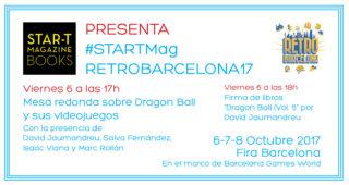 Presencia en RetroBarcelona 2017