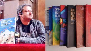 Entrevista en Vandal al director de Star-t Magazine Books