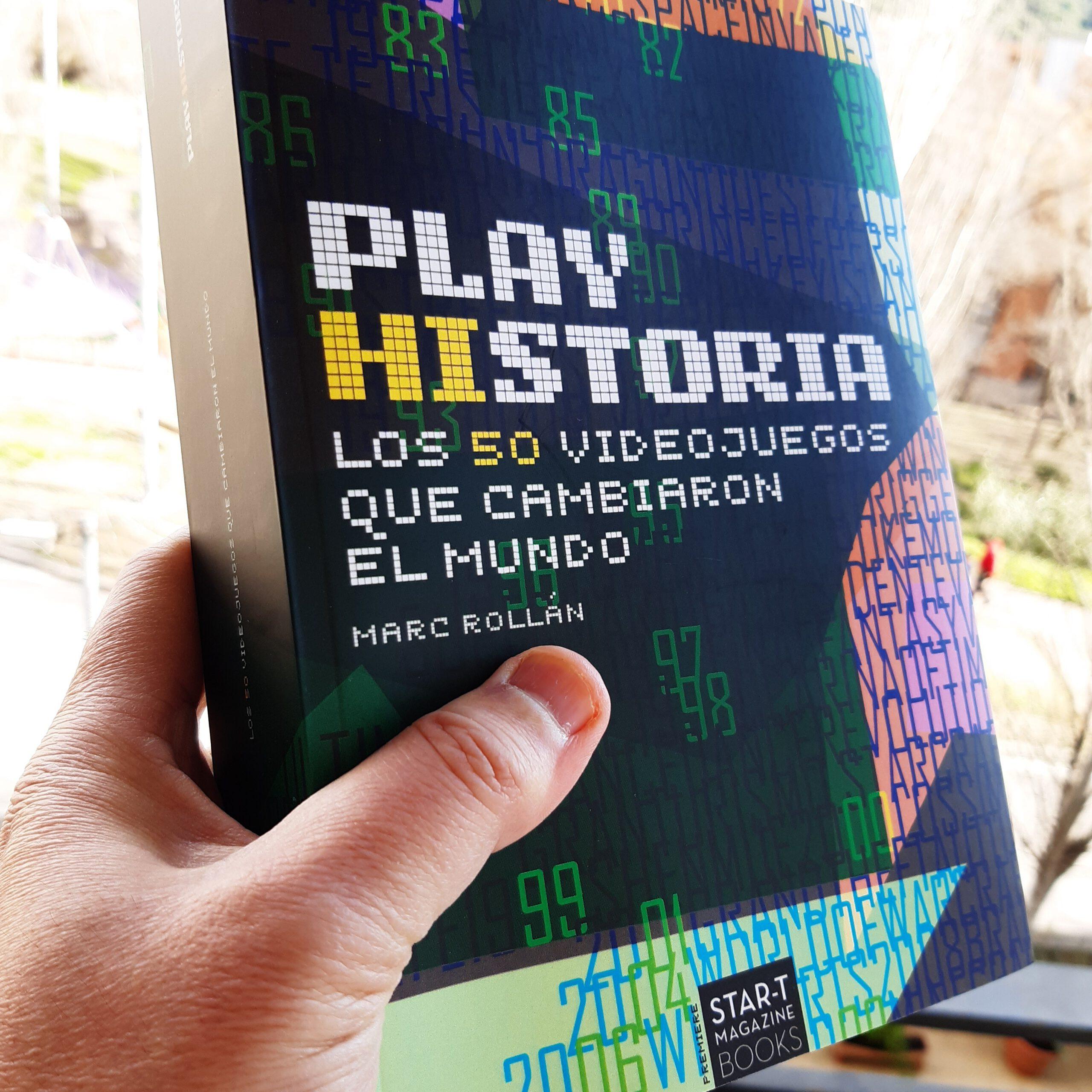 El libro de los videojuegos.